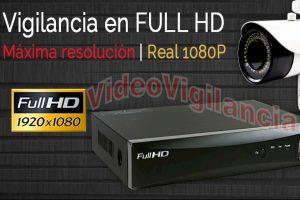 Comprar kit de videovigilancia barato camaras full hd al mejor precio camaras de seguridad para el hogar para el negocio www.fullhd.pro